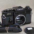 CANON F-1 F1 35mm Professional CAMERA BODY OUTSTANDING