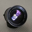 MINOLTA  MT 28mm f/2.5 WIDE ANGLE LENS by KIRON/VIVITAR