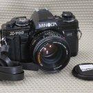 MINOLTA X-700 MPS SLR Film Camera w 50mm lens EX+
