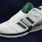 ADIDAS Bounce Artillery II Green New Shoes Mens 15 NEW