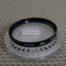 PROMASTER 49mm DIFFUSER LENS FILTER SOFT EFFECTS F1123