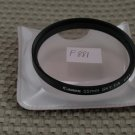 CANON AUTH 55mm Sky 1-A skylight FRONT LENS FILTER F881