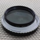 HOYA AUTH 62mm PL POLARIZER POLARIZING LENS FILTER F572