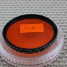 VIVITAR AUTH 58mm (O2) 4x ORANGE LENS FILTER MINT F376