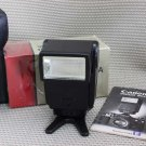 CANON SPEEDLITE 199A CAMERA FLASH IN CASE MINT IN BOX