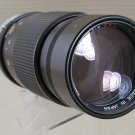 Canon FD 200mm f/4 S.S.C Breech Mt Telephoto Lens EX+