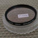 HOYA AUTH 49mm SKYLIGHT (1B)  LENS FILTER  F1106