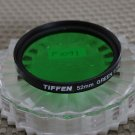TIFFEN AUTH 52mm 11 GREEN 1 LENS FILTER USA EX+ F1093