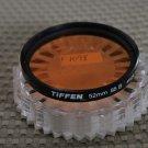 TIFFEN AUTH 52mm 85B COLOR CONVERSION LENS FILTER F1097