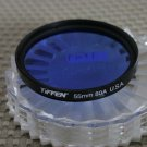 TIFFEN AUTH 55mm 80A COLOR CORRECTION LENS FILTER F1097