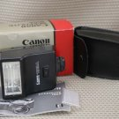 CANON SPEEDLITE 188A CAMERA FLASH AE-1 A-1 F-1 MINT box