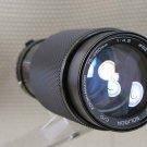 OLYMPUS MT 75-250mm f/4.5 Macro Zoom by Soligor EX++