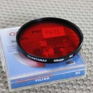 QUANTARAY AUTH 58mm R2 RED LENS FILTER MINT F675