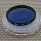 HOYA AUTH 55mm 80A COLOR CORRECTION LENS FILTER F941
