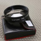 QUANTARAY 55mm 5 SECTION MULTI IMAGE EFFECT FILTER 1181