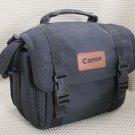 CANON AUTH BLK SLR DIGITAL CAMERA GADGET BAG MINT
