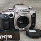 CANON EOS ELAN II E AUTO FOCUS SLR FILM CAMERA BODY Ex+