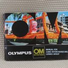 OLYMPUS OM SYSTEM LENS GROUP OWNERS MANUAL B270 EX+