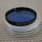 CANON AUTH 55mm BLUE CCB12 3x LENS FILTER F981