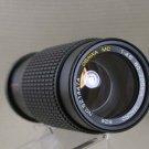 NIKON AI MT 80-205mm Macro Zoom Lens by OSAWA JAPAN