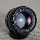 Canon FD N 50mm f/1.4  Prime Lens F-1 A-1 T90 EX+