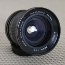 CANON FD MT 28mm f/2.5 WIDE ANGLE LENS by KIRON/VIVITAR