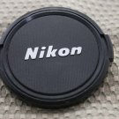 NIKON ORIGINAL 62mm Lens Cap Japan H132
