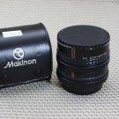 CANON FD Auto 2X TELE CONVERTER by MAKINON JAPAN