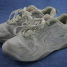 AVIA 752 WHITE LEATHER TENNIS SHOES 6 M MINT