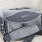 EDDIE BAUER GRAY BLK FLM/DIGITAL SLR CAMERA BAG MINT