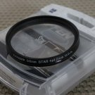TIFFEN AUTH 58mm 4 POINT STAR LENS FILTER MINT F1158