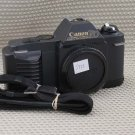 CANON T50 SLR Film Camera BODY for FD LENSES MINTY