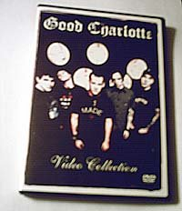 Used Good Charlotte 00-03 Video Collection