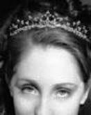 Amore Bridal Tiara by Debra Moreland for Paris