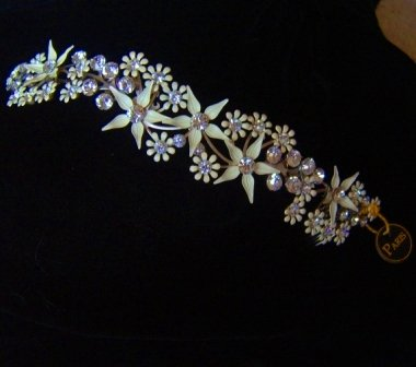 Jewels Tears by Debra Moreland for Paris Couture Tiaras