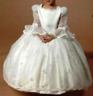 Ilyana - Custom Made Special Occassion Ball Gown, Pagent Dress