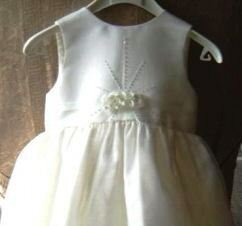 Simply Adorable Candlelight  Toddler Dress by Sarah Louise