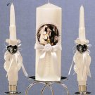 Kim Anderson 3 Piece Unity Candle Set - Free Shipping!