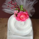 Custom  Shower Centerpiece by BIA Cordon Bleu