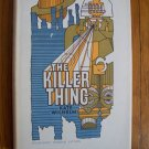 The Killer Thing - Kate WIlhelm HB DJ BCE