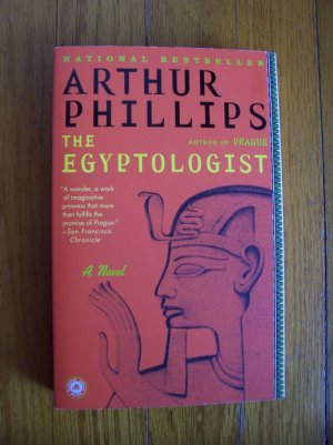 The Egyptologist - Arthur Phillips 2005 TPB