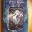 Something Rich & Strange Patricia McKillip HB DJ Brian Froud's Fairielands