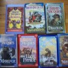 Lot of 7 Redwall pb Brian Jacques Taggerung, Pearls +++