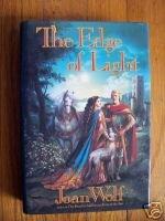 The Edge of Light - Joan Wolf 1990 HB DJ 1st