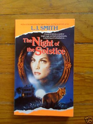 The Night of the Solstice by L. J. Smith (1993) pb