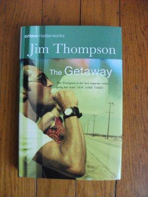 The Getaway by Jim Thompson HB DJ