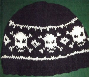 Cap Free Pattern Skull Patterns For You