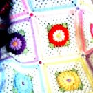 How To CROCHET PATTERN Baby Shower Blanket Throw 823