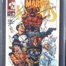 MARVEL KNIGHTS # 1 CGC 9,2