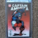 CAPTAIN AMERICA #25 CGC 9.4 NEAR MINT
